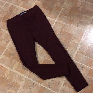 Old Navy ponte pants size women's small